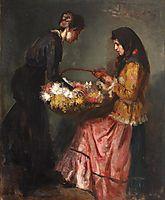 Flower Girl, vermont