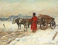 Halt, 1898, vermont