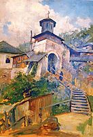 Namaiesti Monastery, 1901, vermont