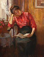 Reading, 1919, vermont