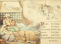 Romanian Stories, 1911, vermont