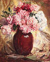 Roses, 1915, vermont