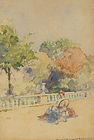 Spring Noon, 1926, vermont