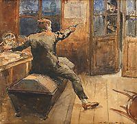 The Spy, 1914, vermont