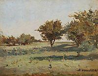 Summer Day, 1895, vermont