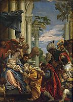 Adoration of the Magi, 1570, veronese