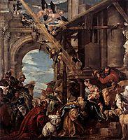 Adoration of the Magi, 1573, veronese