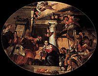 Adoration of the Shepherds, 1558, veronese