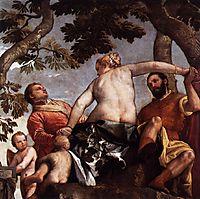 Allegory of Love I: Infidelity, c. 1575, veronese