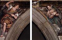 Annunciation, 1558, veronese