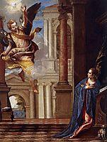 Annunciation, c. 1560, veronese
