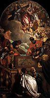 Assumption of the Virgin, 1586, veronese