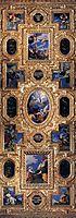 Ceiling paintings, 1582, veronese