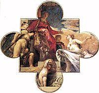 Ceres Renders Homage to Venice, 1575, veronese