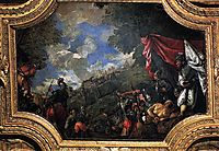 Conquest of Smyrna, 1585, veronese