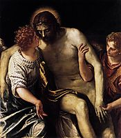 Dead Christ Supported by Two Angels, 1587-89, veronese