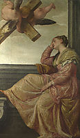 The Dream of Saint Helena, veronese