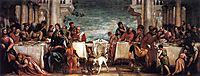 Feast at the House of Simon, 1570, veronese