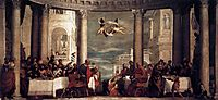 Feast at the House of Simon, 1570-72, veronese