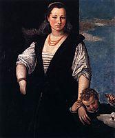 Isabella Guerrieri Gonzaga Canossa, 1547-48, veronese