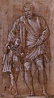 Iseppo and Adriano da Porto, c. 1551, veronese