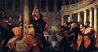 Jesus among the Doctors, c. 1566-67, veronese