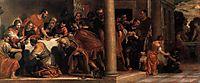 Last Supper, c. 1585, veronese