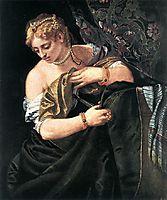 Lucretia, 1580, veronese
