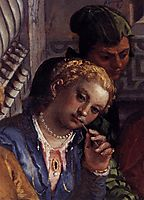 The Marriage at Cana (detail), 1563, veronese