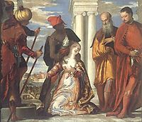 The Martyrdom of Saint Justine, 1573, veronese
