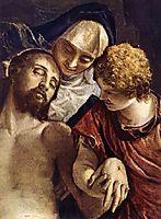 Pietà (detail), c. 1581, veronese