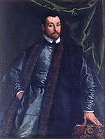 Portrait of a Gentlemen, veronese