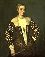Portrait of a Lady, veronese