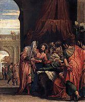 Raising of the Daughter of Jairus, c. 1546, veronese