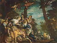 The Rape of Europa, 1580, veronese