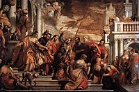 Saints Mark and Marcellinus being led to Martyrdom, c.1565, veronese