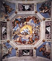 Sala dell-Olimpo, 1560-61, veronese