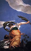 The Triumph of Virtue over Vice, 1556, veronese