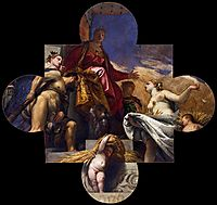 Venice, Hercules, and Ceres, 1575, veronese