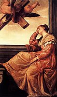 The Vision of St Helena, 1575-78, veronese
