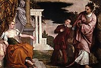 Youth between Virtue and Vice, 1580-82, veronese
