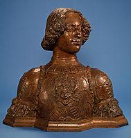 Giuliano de Medici, 1478, verrocchio