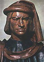 Lorenzo de Medici, 1480, verrocchio