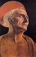 St Jerome, c.1465, verrocchio
