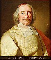André Hercule de Fleury, vigeelebrun