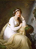 Anna Ivanovna Tolstaya, c.1774, vigeelebrun