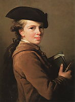 The Artist-s Brother, 1773, vigeelebrun
