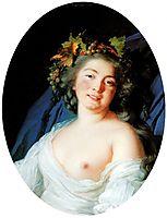 Bacchante, 1785, vigeelebrun
