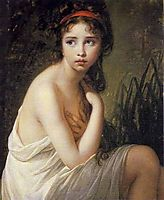 The Bather, 1792, vigeelebrun