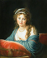Countess Skavronskaia, 1796, vigeelebrun